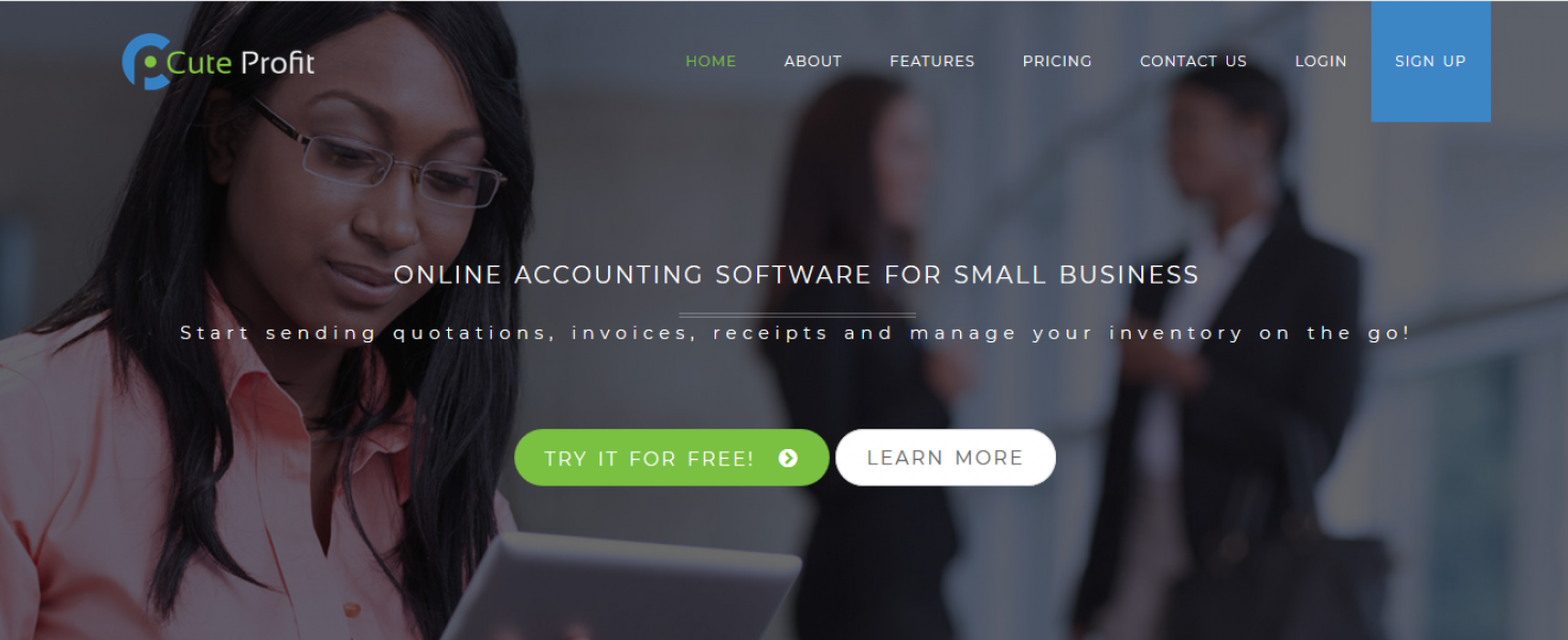 Benefits of an accounting software for small businesses