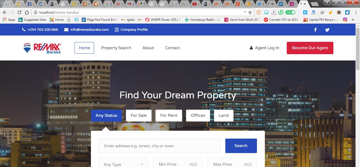 Affordable Web Design Software Development In Nairobi Kenya Mine Softwares